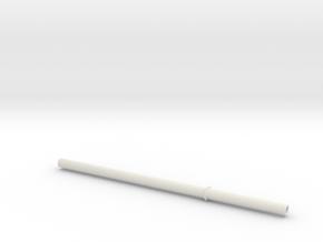 Swiss Arms Uzi - Barrel 16inch in White Natural Versatile Plastic