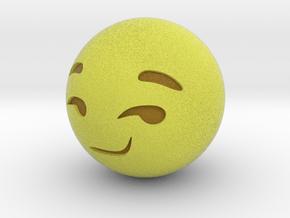 Emoji26 in Full Color Sandstone
