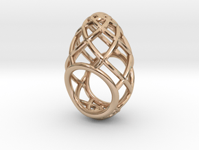 Ovo Ring 53-61 in 14k Rose Gold