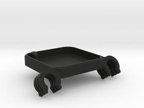 Tile Mate Stealth Bike Tracker (Clip) in Black Natural Versatile Plastic