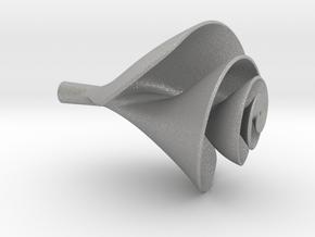 Archimedes Screw Schauberger Style Water Vortex Im in Aluminum