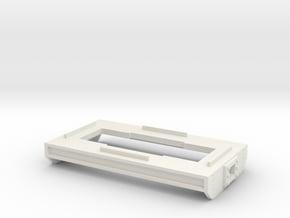 On18 Frame in White Natural Versatile Plastic