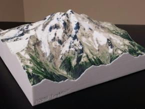 Glacier Peak, WA, USA, 1:25000 in Full Color Sandstone