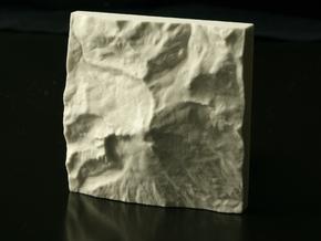 3'' Mt. Baker, Washington, USA, Sandstone in Natural Sandstone