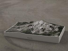 Mammoth Mtn, California, USA, 1:50000 in Full Color Sandstone