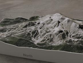 Mammoth Mtn, California, USA, 1:25000 in Full Color Sandstone
