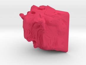 Golem Keycap (ALPS OEM) in Pink Processed Versatile Plastic