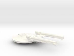 7k Trek Quinn Class in White Processed Versatile Plastic