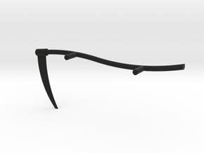 Reaper Death Scythe for ModiBot in Black Natural Versatile Plastic