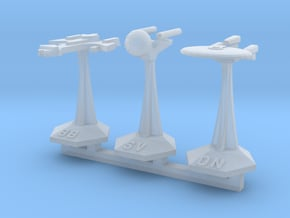AGT Skirmish Pack For Scouls52 in Smooth Fine Detail Plastic