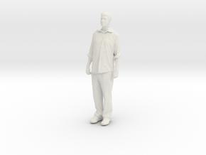 Printle C Homme 197 - 1/24 - wob in White Natural Versatile Plastic