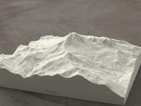 6'' Mt. Baker, Washington, USA, Sandstone in Natural Sandstone