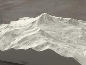 8'' Mt. Baker, Washington, USA, Sandstone in Natural Sandstone