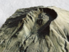 Mt. St. Helens, Wash., USA, 1:100000 Explorer in Full Color Sandstone