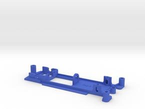 Xsara IN LINE Paginaslot in Blue Processed Versatile Plastic