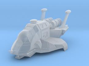 Raptor (Battlestar Galactica), 1/200 in Smooth Fine Detail Plastic