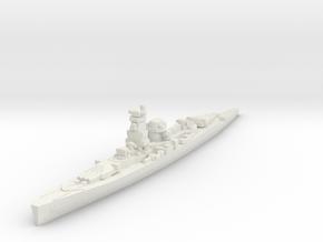 Deutschland class 1/1800 in White Natural Versatile Plastic