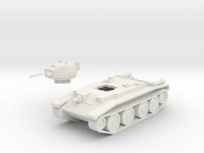 Polish 10TP tank in White Natural Versatile Plastic