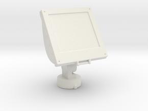 Printle Thing External Spotlight 1/24 in White Natural Versatile Plastic
