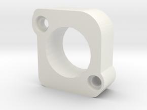 Support  Moteur Trix/Maerklin in White Natural Versatile Plastic