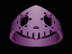Boop Ring in Purple Processed Versatile Plastic: 8 / 56.75