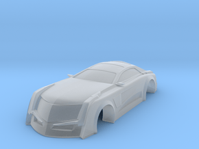 Quantow X Interrobang Toys Cadillac in Smooth Fine Detail Plastic