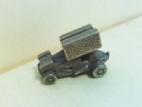 Stainless Sprint Car in Polished Bronzed Silver Steel