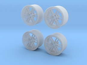 "Enkei RPF-1 14"" 1/24 in Smooth Fine Detail Plastic"