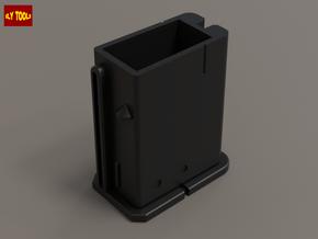 HFC Mauser C96 / M712 Fake Short Magazine in Black Natural Versatile Plastic