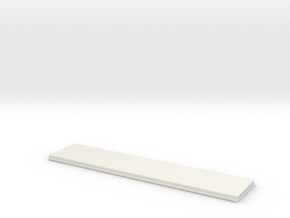 L 31 Deckenplatte in White Natural Versatile Plastic
