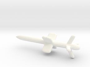 1/144 Scale Ryan AAM-A-1 Firebird in White Processed Versatile Plastic