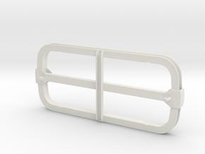 Lorenrahmen 1:20 in White Natural Versatile Plastic
