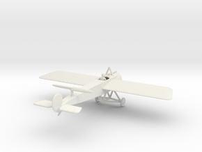 1/100 Fokker EIII in White Natural Versatile Plastic