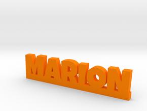 MARION Lucky in Orange Processed Versatile Plastic