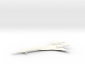 SSBJ Enterprise(Subsonic) in White Processed Versatile Plastic