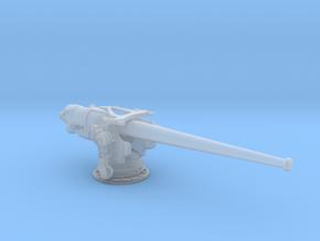 1/350 USN 5 inch 51 Deck Gun in Smooth Fine Detail Plastic