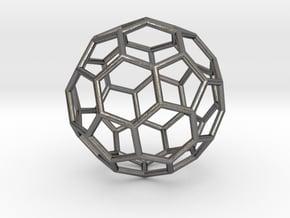 0624 Fullerene c60-ih - Model for the BFI (Bulk) in Polished Nickel Steel
