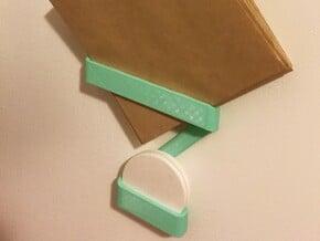 AeroPress + Chemex Coffee Filter Holder in White Processed Versatile Plastic
