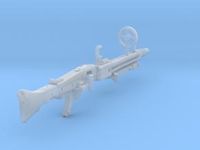 1:16 MG42 Machine Gun in Smooth Fine Detail Plastic