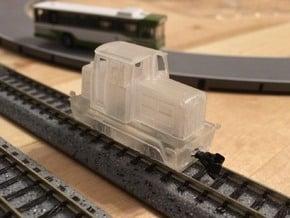 Brünig Tm 172 599 1:150 9mm in Smooth Fine Detail Plastic