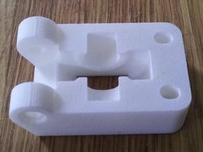 Printrbot E-Idler in White Natural Versatile Plastic