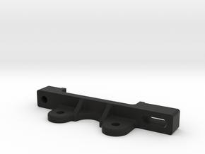 397005-00 High Lift Shift Servo Mount in Black Natural Versatile Plastic