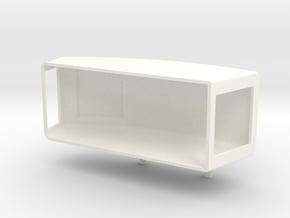 Wessex Aircon Box in White Processed Versatile Plastic