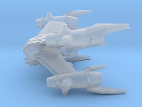 EA Starfury, Standard (Babylon 5), 1/270 in Smooth Fine Detail Plastic