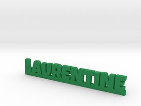 LAURENTINE Lucky in Green Processed Versatile Plastic