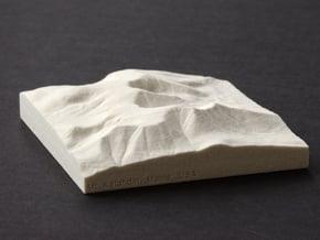 4'' Mt. Katahdin, Maine, USA, Sandstone in Natural Sandstone