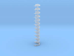 1/64 Flexi Coil Seeding Point 12 pack in Smooth Fine Detail Plastic