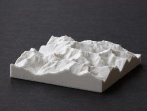 4'' Picket Range, Washington, USA, Sandstone in Natural Sandstone