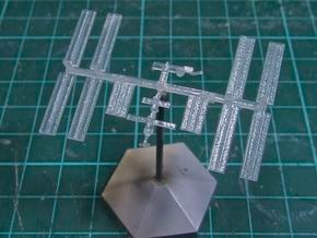 1/2500 NASA International Space Station ISS(Printe in Smooth Fine Detail Plastic