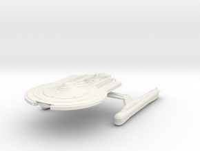 Forster Class  Destroyer in White Natural Versatile Plastic